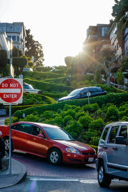 usa :: san francisco :: lombard street