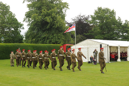 Armed Forces Day Himley Hall 4