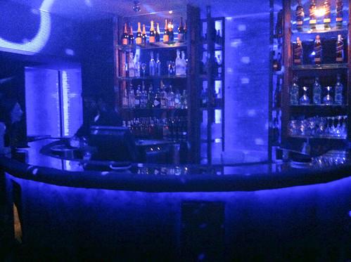Lounge del piso inferior