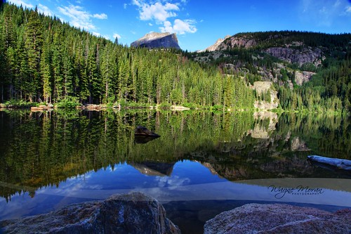 Dream Lake - Rocky Mountain National Park by !!WaynePhotoGuy