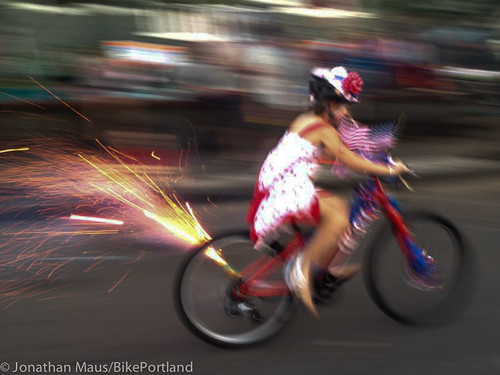 4th of July bikes on fire-2
