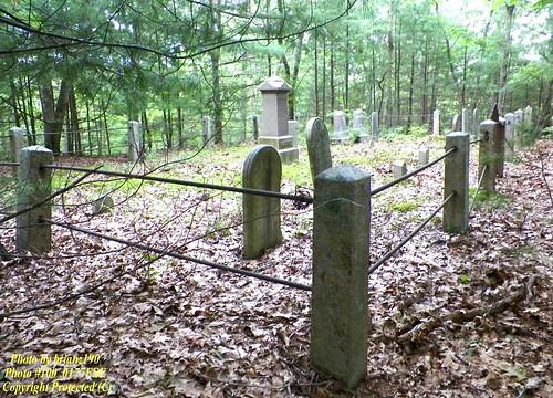 Edgcomb Cemetery Wall by midgefrazel