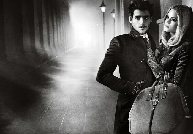 6 Burberry Autumn Winter 2012 Ad Campaign featuring Gabriella Wilde and Roo Panes