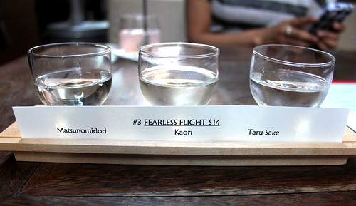 sake-flight