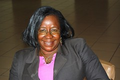 MP Beatrice Boateng had to overcome many obstacles in order to run for her seat in parliament. Credit: Jamila Akweley Okertchiri/IPS