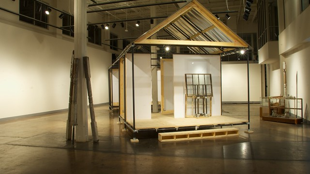 Mobile Row House Exhibit