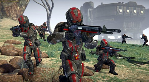 "New Planetside 2 Series, ""Command Center"", Reveals Beta Is Due Soon"