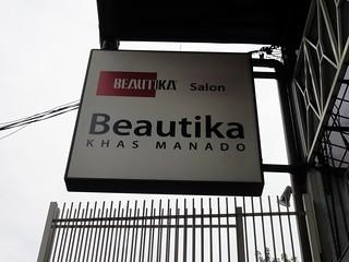 Restoran Beautika Khas Manado