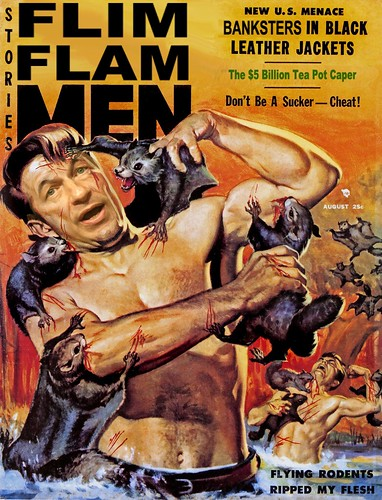 FLIM FLAM MEN STORIES by Colonel Flick