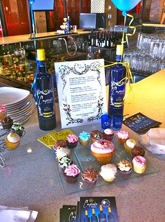 Cupcake Vodka | Earls Yaletown V-Lounge
