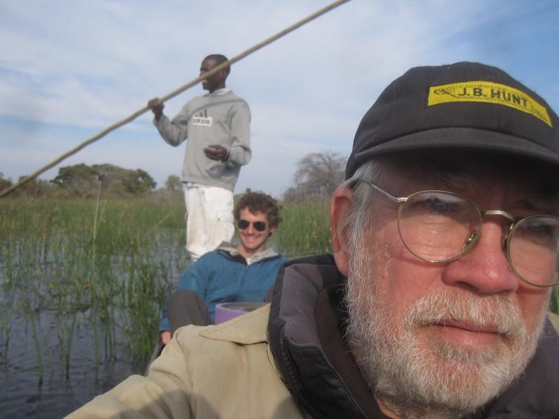 Okavango Delta Botswana Tourist Africa