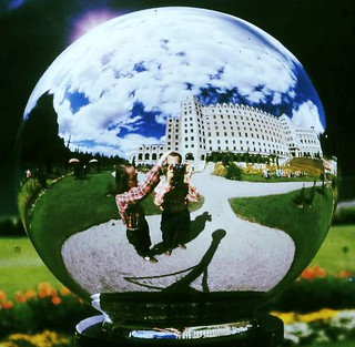 in the sphere Hotel Lake Louise