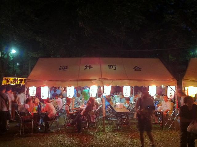 Bon-odori, Bon dance festival, 盆踊り, ぼんおどり