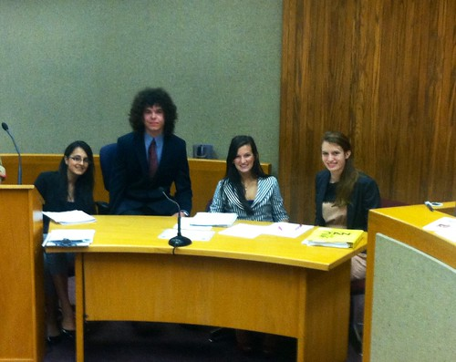 NSLC LAWA - Trial Day - DC Superior Courts