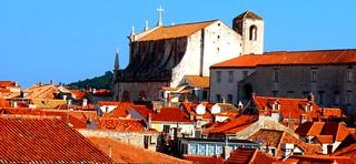 Dubrovnik rooftops. #dailyshoot Croatia