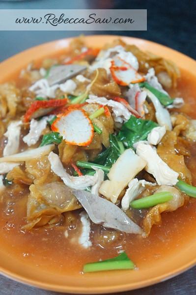 Tomato Kiaw Mee Stall, Kampung Stutong Baru, Sarawak-003