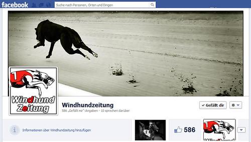 Facebook-Windhundzeitung
