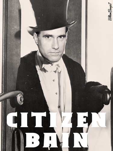 CITIZEN BAIN (VERSION 2) by Colonel Flick