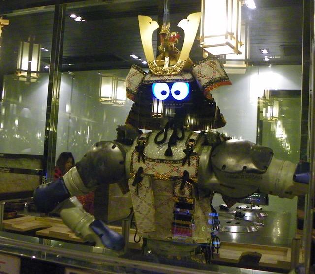 Bangkok's Hajime Robot Restaurant