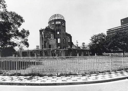 Hiroshima Peace Dome DOE