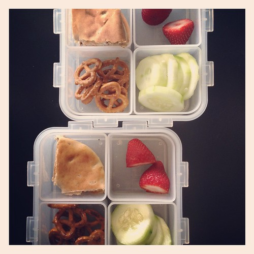 Lock and Lock quick lunches