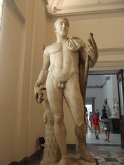 National Archaeological Museum of Naples - Portrait of Alexander Severus