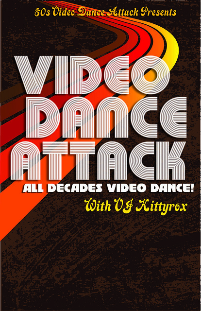 Video Dance Attack @ Lola's Room