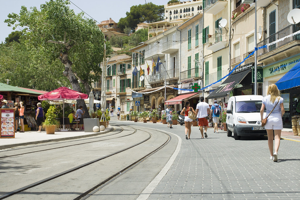 "Port de Soller - Mallorca ""12"