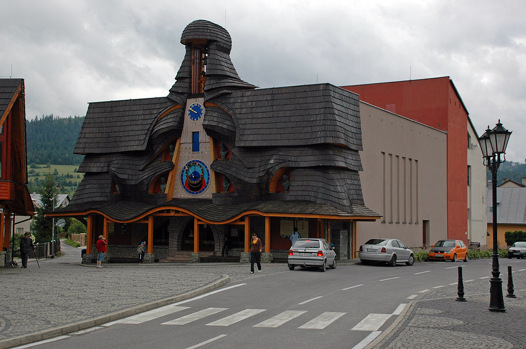 Slovenský Orloj, Stará Bystrica