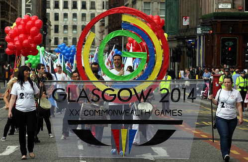 Lord Provost & Glasgow 2014 Parade