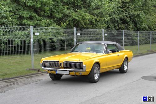 classic car photo ads