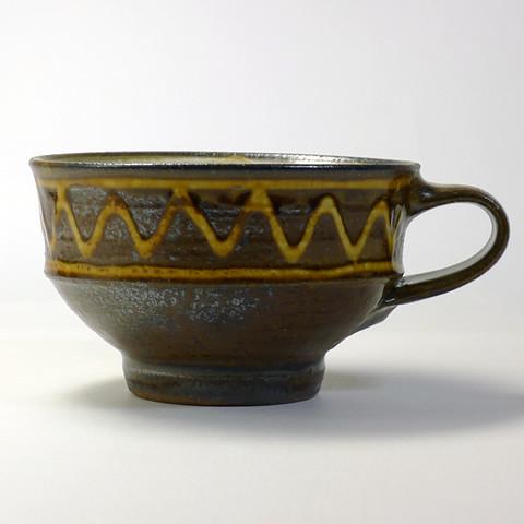 小代焼ふもと窯 スープカップ