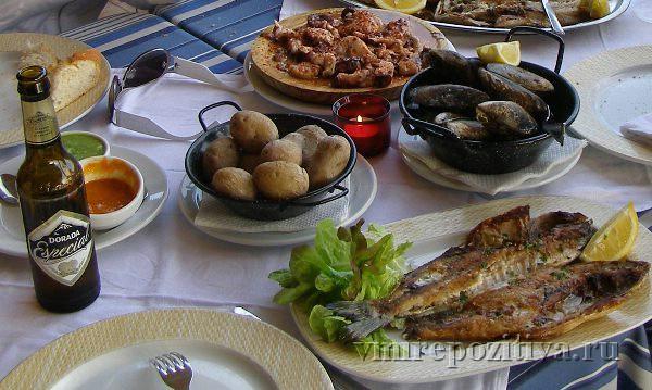 food Tenerife 7
