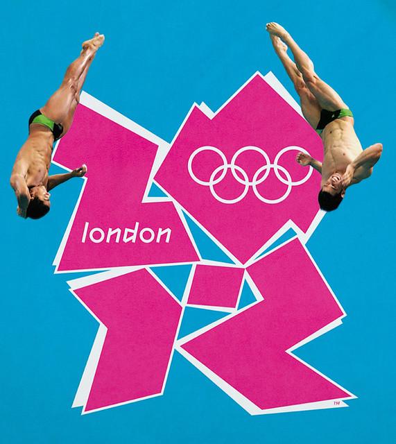 LONDON OLYMPIC IDENTITY