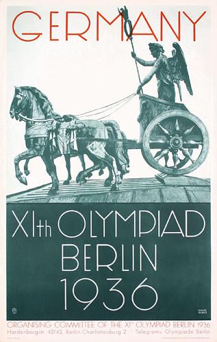 XI Olympic Berlin (1936)