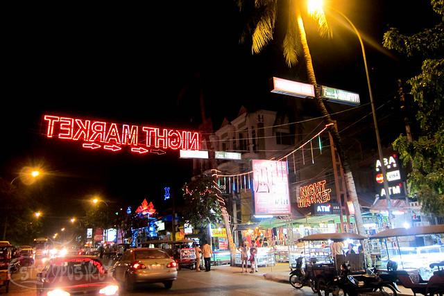 Siem Reap Night Market