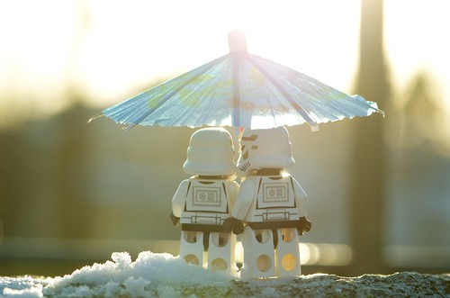 A winter moment by Kalexanderson