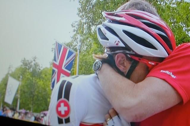 Don't cry Cancellara!