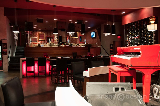 The Red Piano Bistro