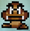 Goomba - Block #3 in the Super Mario Bros QAL