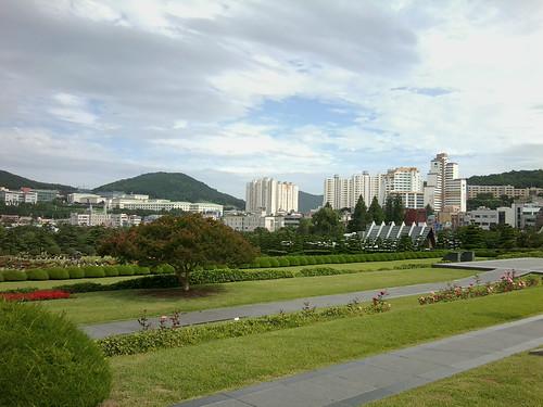 UN cemetery, Busan