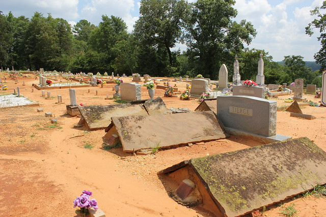 Macedonia UMC Cemetery, Northport AL