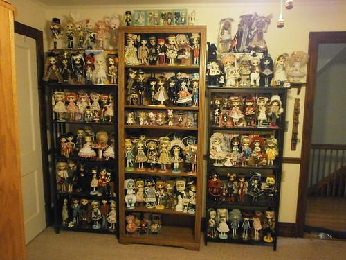 shelves d