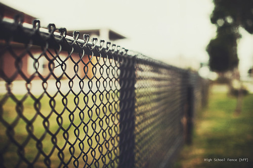 High School Fence [hff]