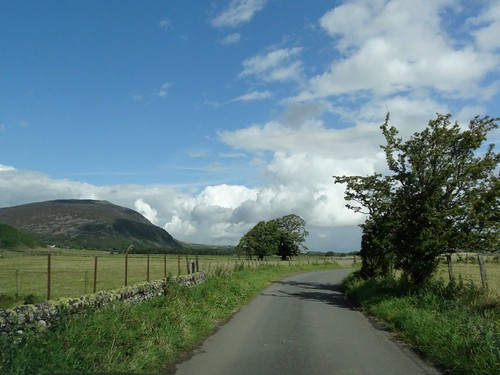 Leaving the Lake District