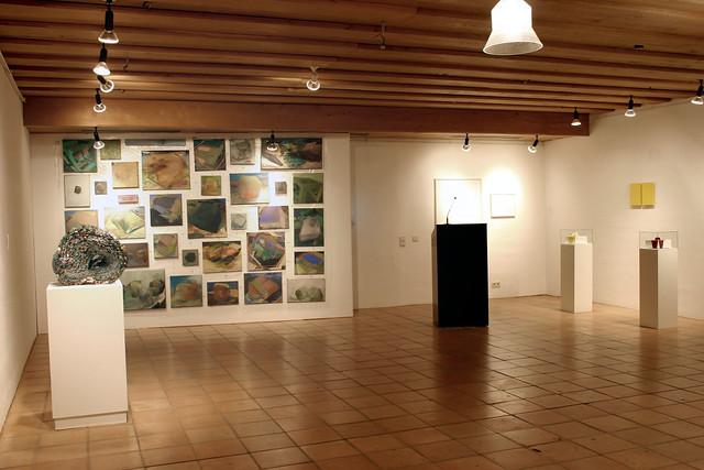 Kunst- und Wunderkammer – revisited; NGLA, Landshut, 2012
