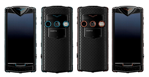 Vertu Constellation Black Neon unveiled