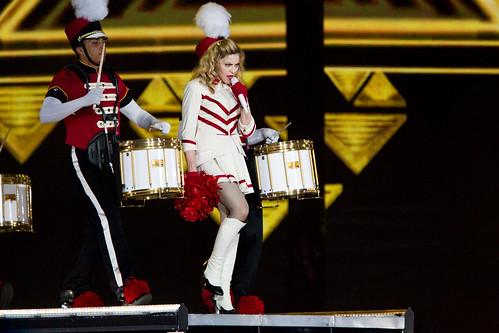 Madonna @ Letzigrund - Zurich