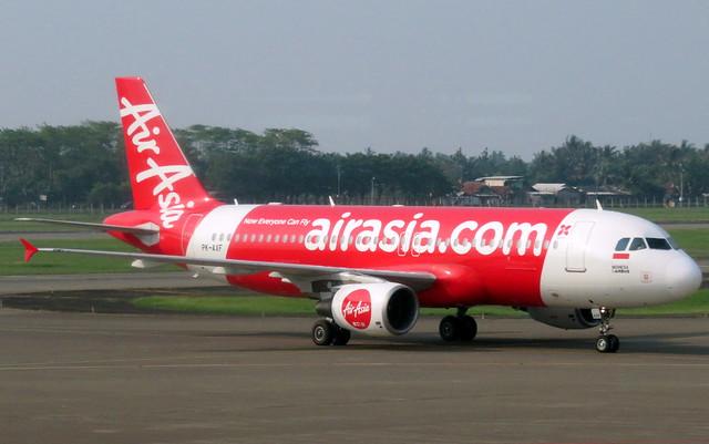 PK-AXF / Indonesia AirAsia / Airbus A320-216 / sn 3765 / CGK / 19Aug16 /