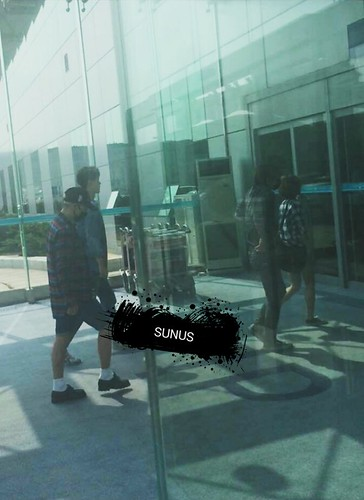 Big Bang - Dalian Airport - 27jun2015 - SUNANDUS - 01